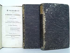 Conmanchet und die Puritaner in Connecticut. 3 Bände: Copper, James Fenimore