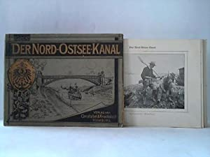 In 16 Photographien nach den im Auftrag der Kaiserlichen Kanal-Commission in Kiel ausgeführten...