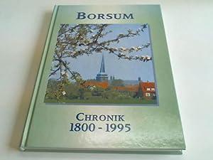 Chronik 1800-1995: Borsum, Kr. Hildesheim - Schrader, Reimund