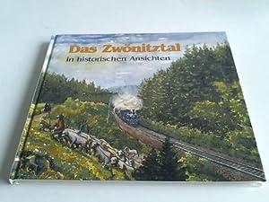 Das Zwönitztal in historischen Ansichten: Zw�nitztal - L�scher, Friedrich Hermann