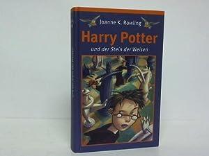 Harry Potter und der Stein der Weisen: Rowling, Joanne K.