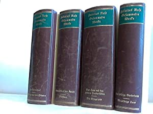 8 Romane in 4 Bänden: Rose, Felictas