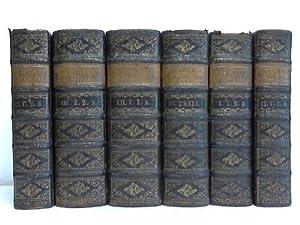 Neue Erdbeschreibung. 6 Bände: Busching, Anton Friderich