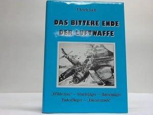 """Das bittere Ende der Luftwaffe. """"Wilde Sau"""" - Strumjäger. Rammjäger - ..."""