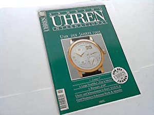 Armbanduhren International. Heft 11