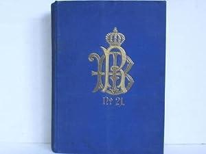 Kriegsgeschichte des Königl. Preuß. Infanterie-Regt. von Borcke (4. Pomm.) Nr. 21: Hall ...