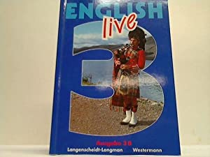 English live. Ausgabe B Band 3