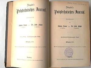 Herausgegeben von Johann Zeman und Ferd. Fischer: Dingler s Polytechnisches Journal. 225. Band