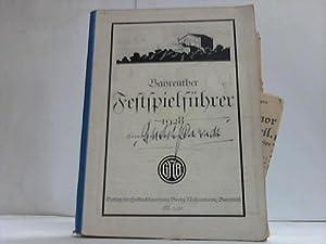 Bayreuther Festspielführer: Prezsch, Paul