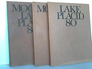 3 Bände: Olympiade 1980