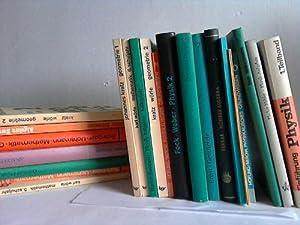Schulbuchsammlung. 126 verschiedene Bücher: Mathematik - Naturwissenschaften