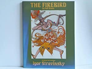 The Firebird in Full Score. Original 1910 Version