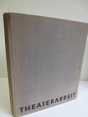 Theaterarbeit. 6 Aufführungen des Berliner Ensembles: Berliner Ensemble; Weigel, Helene (Hrsg....