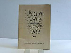 Mozart-Woche im Schloss Celle 1946: Celle - Stadt (Hrsg.)
