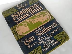 Sammel-Album Nr. 5 für Stollwerkbilder: Stollwerk Kakao / K�ln (Hrsg.)