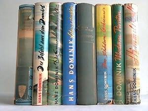 Sammlung von 7 verschiedene Bände: Dominik, Hans