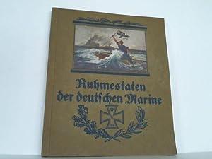 Herausgegeben von der Cigarettenfabrik Reunion Oberrunnersdorf 1934: Ruhmestaten der Deutschen ...