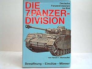 Die 7. Panzer-Division 1935-1945. Die Gespenster-Division: Manteuffel, Hasso v.