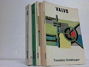 5 verschiedene Bände: VALVO - Handb�cher
