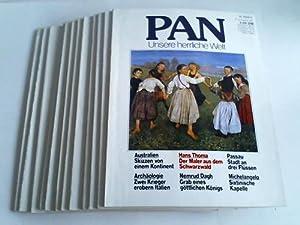 Unsere herrliche Welt. 12 Hefte: PAN