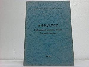Funkempfangs-Gerätesatz R450M. Wartungstechnologie: Dienstvorschrift A 040/1/822