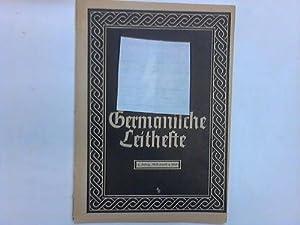 Germanische Leithefte. Heft 3 und 4 in: Reichsführer der SS