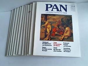 Unsere herrliche Welt. 12 Hefte (komplett): PAN