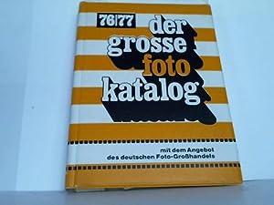 Mit dem Angebot des deutschen Foto-Großhandels. 18. Ausgabe: Fotokatalog, Der grosse