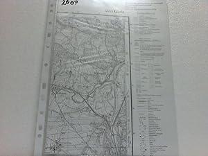 Topographische Karte 1 : 25 000 (4: Glatz