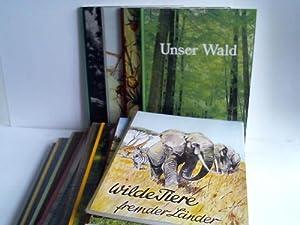 13 Sammelbilderalben: Herba-Druck u. Verlag, Plochingen (Hrsg.)