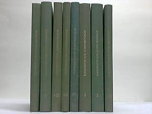 Handbuch der praktischen und experimentellen Schulbiologie. 5 Bände in 8 Bänden: ...