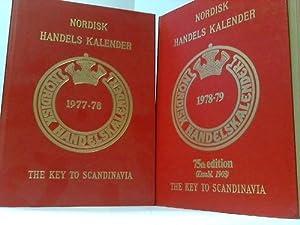 Skandinavisk Adressebog. The key to Scandinavia: Nordisk Handels Kalender
