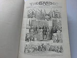 An illustrated weekly newspaper. No.-657 - No. 683. Vol. XXVI: Graphic, The