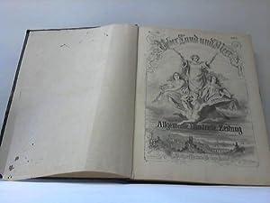 Allgemeine illustrirte Zeitung. Band 58, Nummer 27-52: Ueber Land und Meer