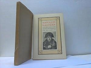 Napoleonkalender und Gedenkbuch der Befreiungskriege auf das Jahr 1812: Kircheisen, Friedrich und ...