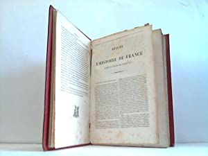 Historie de la Révolution Francaise. Thome 1: Thiers, M. A.
