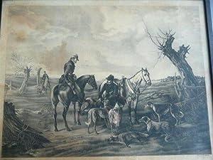 Die Jäger auf der Hetzjagd: Jacobi, I.A.C.