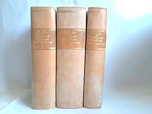Patrologie et Historie de la Théologie. 3 Bände: Cayr�, F.