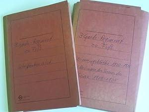 Erinnerungsblätter 1922-1925 / Mitteilungen des Vereins der Offiziere 1919-1925. Zusammen...