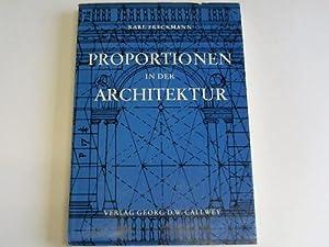 Proportionen in der Architektur: Freckmann, Karl