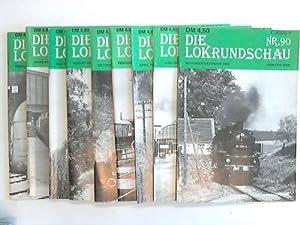 9 Hefte: Lokrundschau, Die