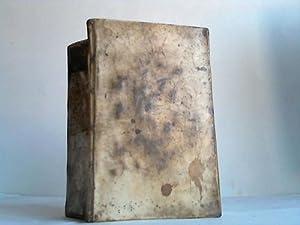 Biblia Sacra oder die ganze Heilige Schrifft, des Alten und Neuen Testaments, und eines jeden ...