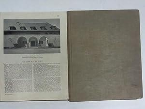 Jahrgang 1929/2 und 1936/2. 2 Bände: Moderne Bauformen