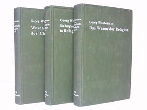 Systematische Theologie nach religionspsychologischer Methode. 3 Bände: Wobbermin, Georg