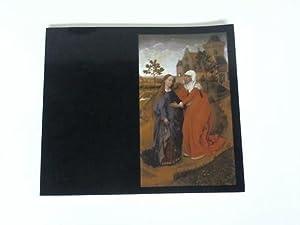 Rogier van der Weyden Rogier de le Pasture. Official painter to the city of Brussels. Portrait ...