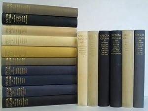 Moderne Theaterstücke. 17 Bände: Spectaculum
