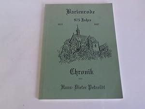 975 Jahre Barienrode. 1022 - 1997. Chronik: Barienrode - Hans Dieter Petzoldt