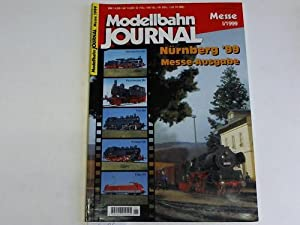 Nürnberg '99 Messe-Ausgabe 1999: Modellbahn Journal