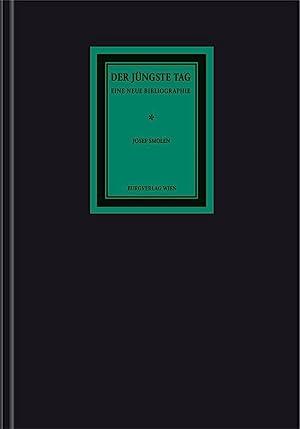 Der Jüngste Tag. Eine neue Bibliographie. (In Zusammenarbeit mit Jürgen Stammerjohann).: ...