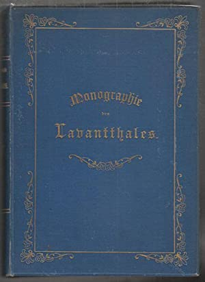 Das Lavantthal. Ein monographischer Beitrag zur Heimatkunde.: KELLER, C(arl) F(ranz)